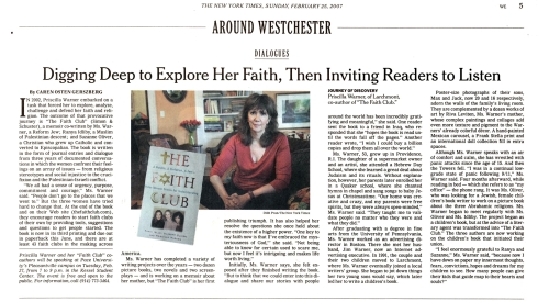NYT_-_Digging_Deep_to_Explore_Her_Faith